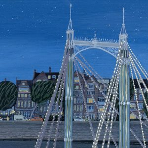 Jenni Murphy Art - Albert Bridge - 1
